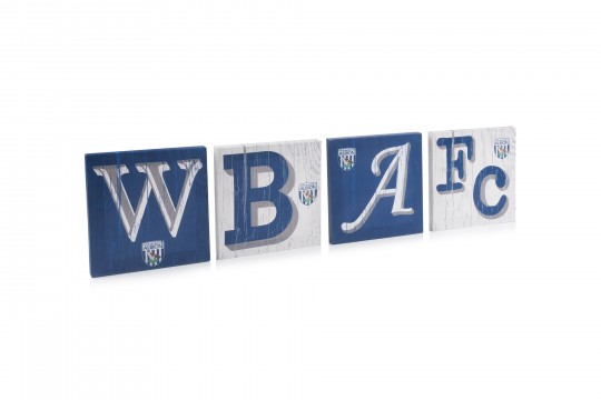 4 PACK WBA CANVAS SET