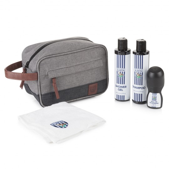 WBA TOILETRY BAG