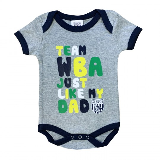 TEAM WBA BODYSUIT