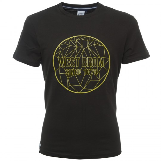SINCE 1878 RAISED RUBBER PRINT T SHIRT