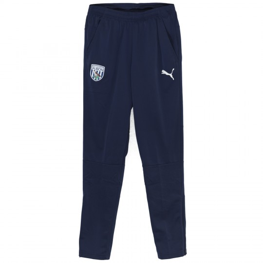 20/21 PUMA CHILD TRAINING PANTS NAVY