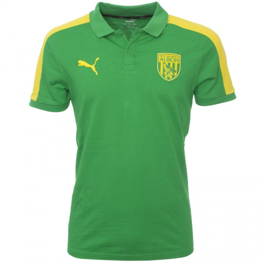 20/21 PUMA FORM STRIPE POLO