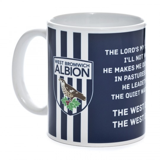 WBA Lords My Shepherd Mug