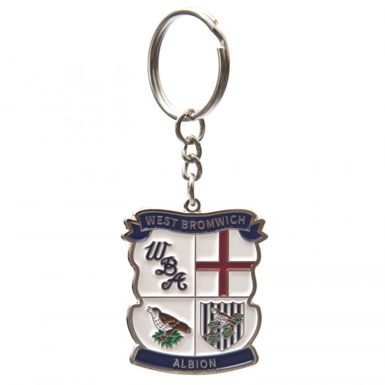 Crest Shield Keyring