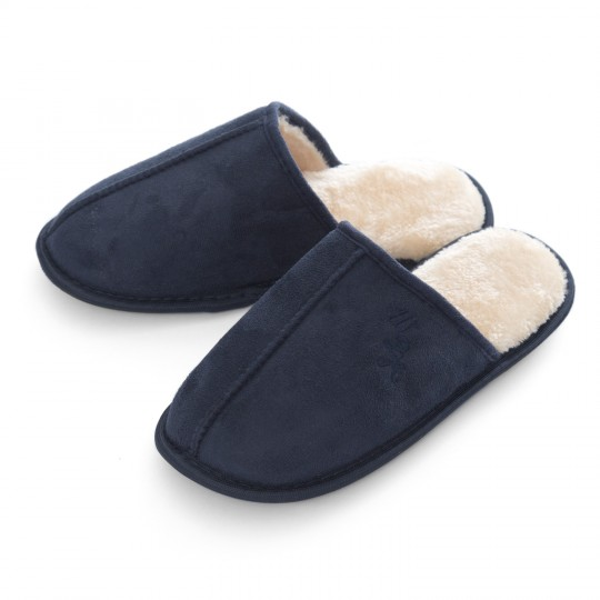 Front Seam Mule Slippers