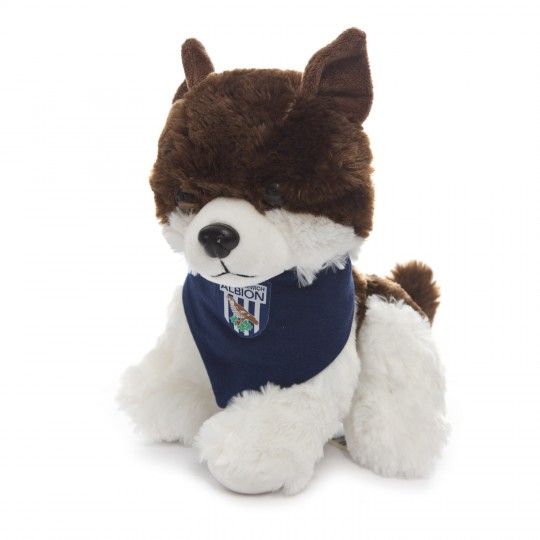 Robbo Soft Plush Puppy