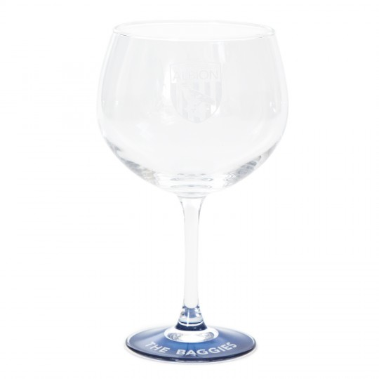 Crest Gin Glass