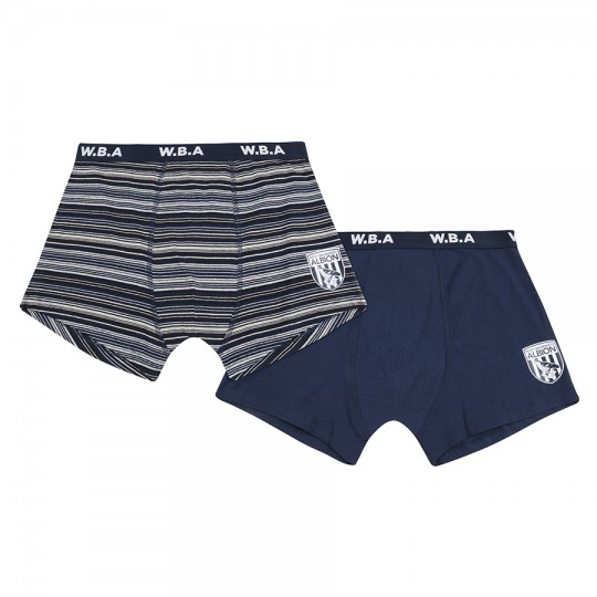 CHILDS 2 PACK BOXER SHORTS