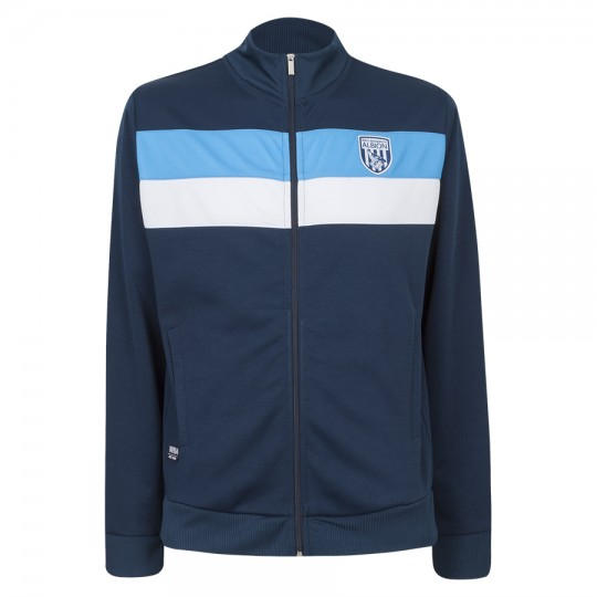 CHEST BAND TRACK JACKET