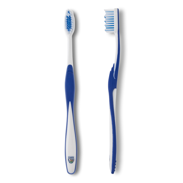 TWIN PACK ADULT TOOTHBRUSH