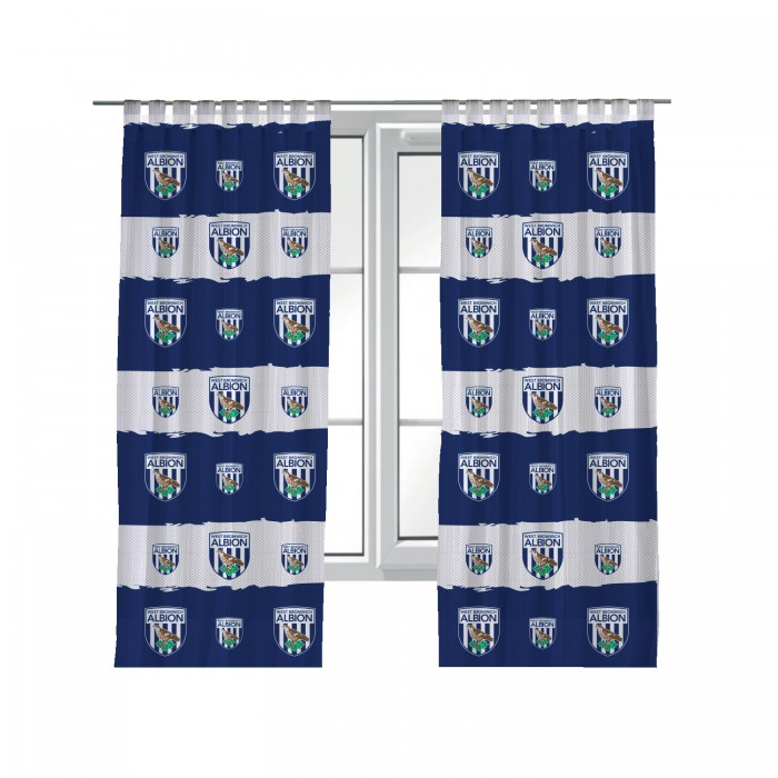 WEST BROM 72 CURTAINS