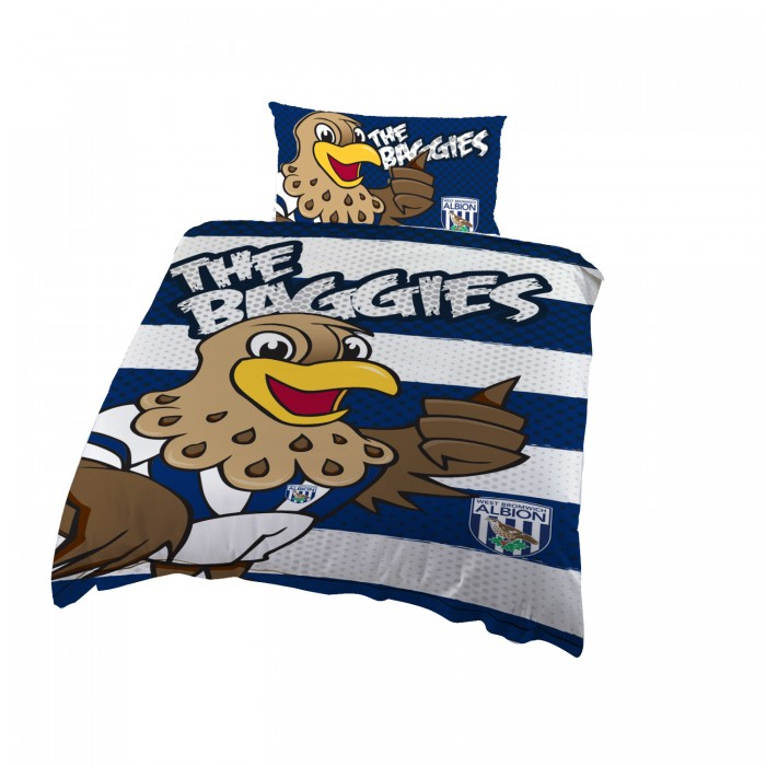 MASCOT SINGLE DUVET SET