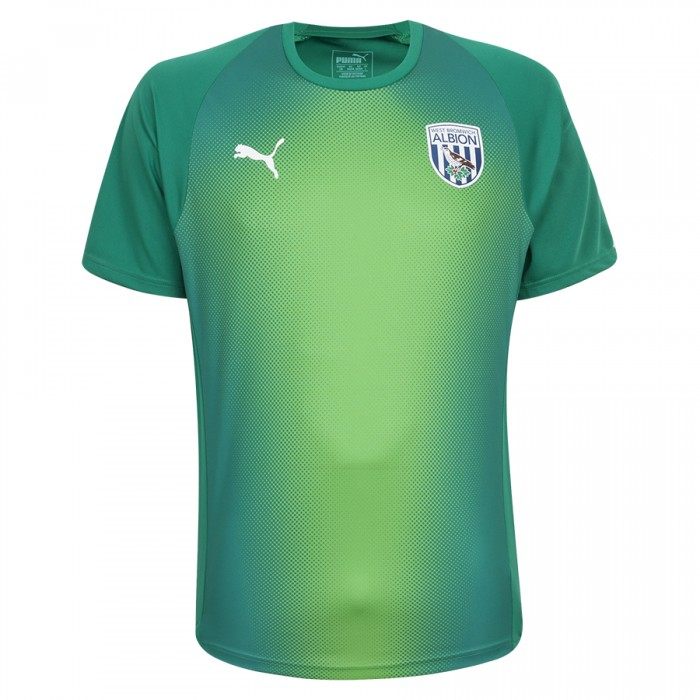 18/19 STADIUM WARM UP JERSEY GREEN
