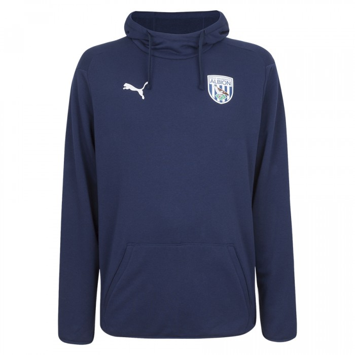 19/20 PUMA ADULT HOODED TOP