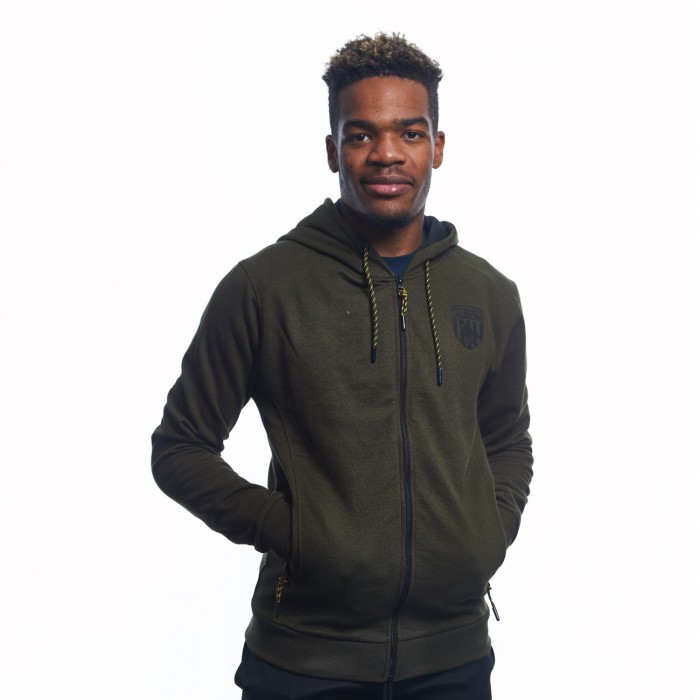 BRUSHBACK FLEECE