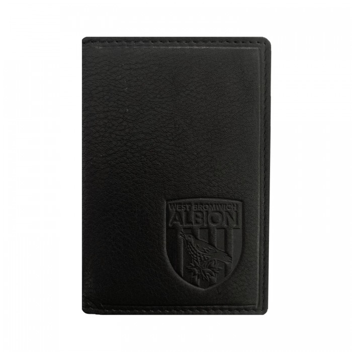 WBA Leather Season Ticket/ Card Holder