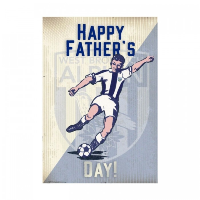 PLAYER HAPPY FATHERS DAY CARD