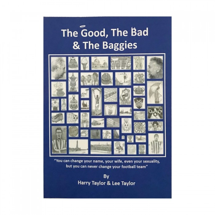 THE GOOD THE BAD AND THE BAGGIES