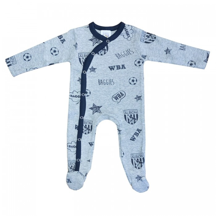 ALL OVER PRINT SLEEPSUIT
