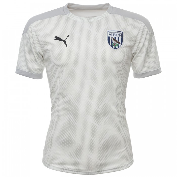 20/21 PUMA ADULT STADIUM JERSEY WHITE