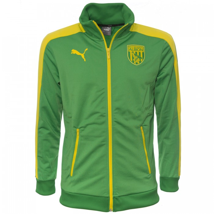 20/21 PUMA FORM STRIPE TRACK TOP