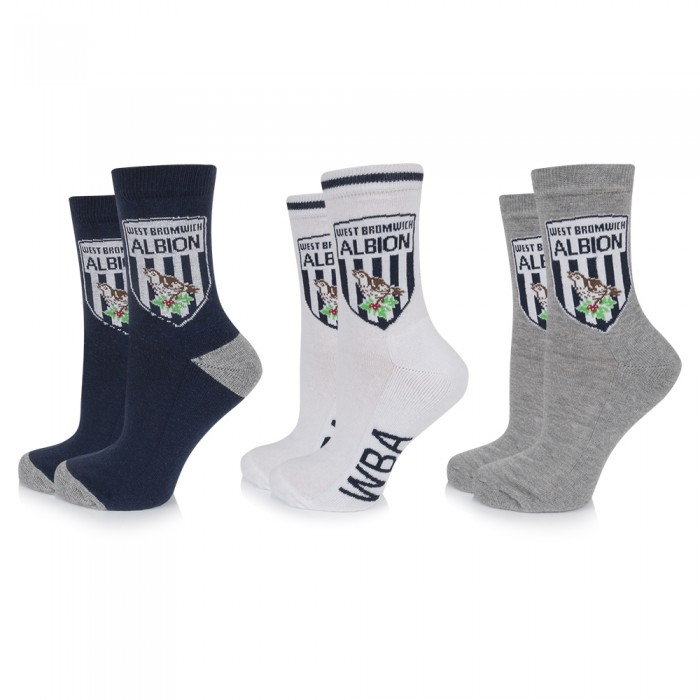 SPORTS SOCKS 3 PACK