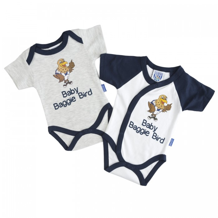 2 PACK BABY BODYSUIT