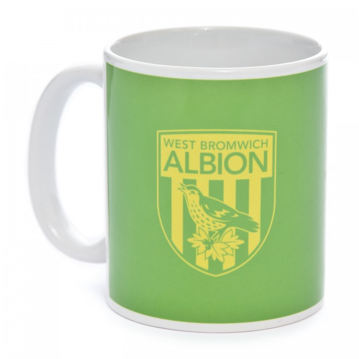Kit Mug Green/Yellow