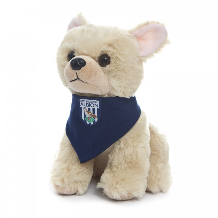 Charlie Soft Plush Puppy