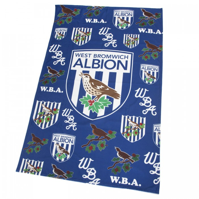 WBA XL Crest Velour Towel
