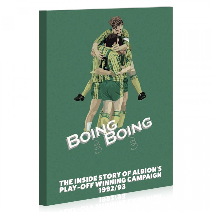 BOING BOING BOOK AND DVD