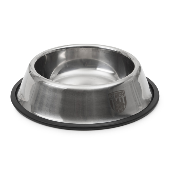 METAL DOG BOWL